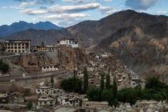 Lamayuru monastery Stock Images
