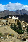 Lamayuru Monastery of Ladakh Himalaya Stock Images