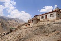 Lamayuru Monastery in Ladakh (India) Stock Images