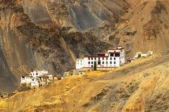 Lamayuru monastery, Ladakh, Jammu and Kashmir, India Royalty Free Stock Photography