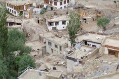 Lamayuru village, Ladakh, India Royalty Free Stock Photo