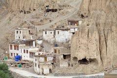 Lamayuru village, Ladakh, India Royalty Free Stock Image