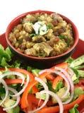 Lamb Biryani Stock Images