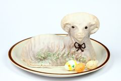 Lamb cake Royalty Free Stock Photography
