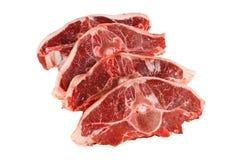 Lamb chop Royalty Free Stock Images