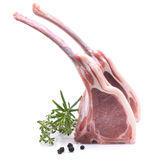 Lamb chop Royalty Free Stock Photo