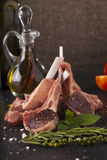 Lamb chop Stock Images