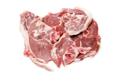 Lamb chops Stock Images
