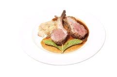 Lamb chops Royalty Free Stock Image