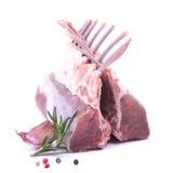 Lamb chops Royalty Free Stock Images