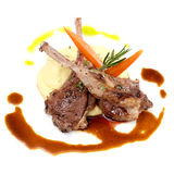 Lamb Chops grilled Royalty Free Stock Photo