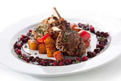 Lamb Chops Stock Images