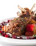 Lamb Chops Royalty Free Stock Photos