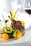 Lamb Chops Stock Image