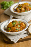 Lamb curry Stock Image