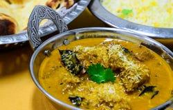 Lamb curry stock photos