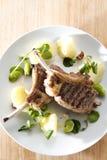 Lamb Cutlets Royalty Free Stock Photo