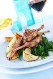 Lamb Cutlets Royalty Free Stock Photos