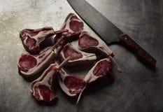 Lamb cutlets Stock Photography