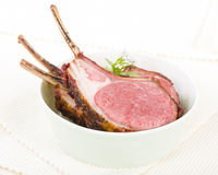 Lamb Cutlets Stock Photography