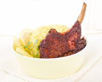 Lamb Cutlets Stock Photo