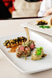 Lamb dish Stock Photos