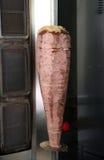 Lamb Doner Kebab is Cooking Stock Photos