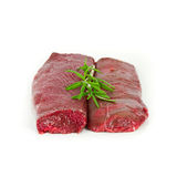 Lamb fillet Stock Photography