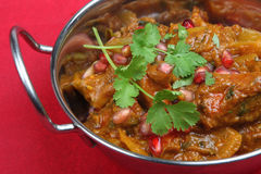 Lamb Jalfrezi Royalty Free Stock Images