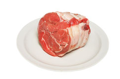Lamb joint Royalty Free Stock Images