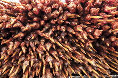 Lamb Kebabs Royalty Free Stock Image