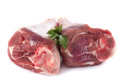 Lamb knuckle Stock Image