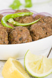 Lamb Koftas Royalty Free Stock Images