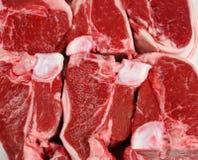 Lamb Loin Chops Royalty Free Stock Photos