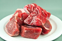 Lamb Meat Royalty Free Stock Photography