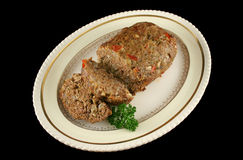 Lamb Meatloaf 1 Stock Photography