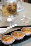 Lamb pies Stock Photos