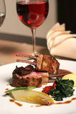 lamb posiłek Obraz Stock