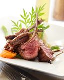 Lamb rack royalty free stock image