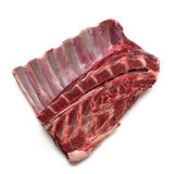 Lamb ribs Royalty Free Stock Photos
