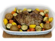 Lamb Roast Royalty Free Stock Photos