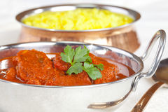 Lamb Rogan Josh Stock Images