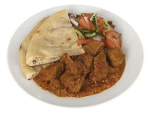 Lamb Rogan Josh Stock Photos
