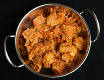 Lamb Rogan Josh Indian Curry Royalty Free Stock Photos