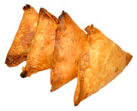 Lamb Samosas Royalty Free Stock Images