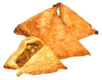 Lamb Samosas Royalty Free Stock Image