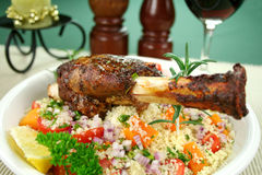 Lamb Shank Stock Images