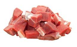 Lamb sliced Stock Photos