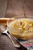Lamb soup Royalty Free Stock Photo
