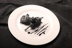 Lamb steak Royalty Free Stock Photography